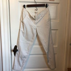 Jcrew cotton work pants